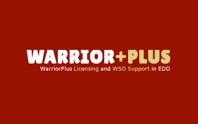 Easy Digital Downloads - WarriorPlus